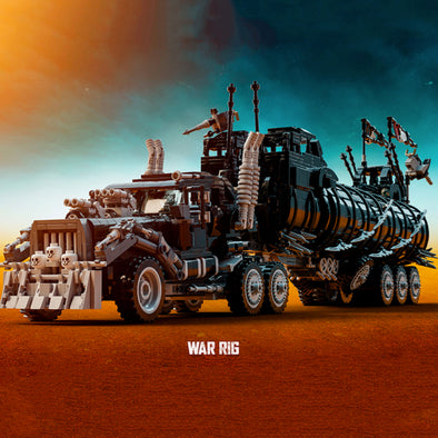 Mad Max:The War Rig