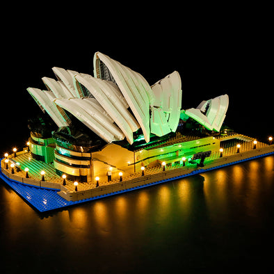 Sydney Opera House #10234 Lighting Kit