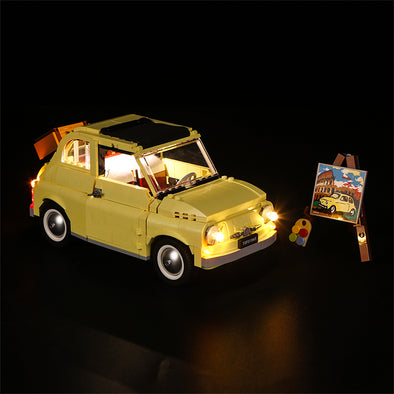 Fiat 500 #10271 lighting kit