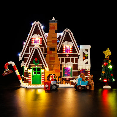 Gingerbread House 10267 Lighting Kit