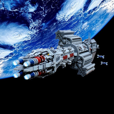 MOC 12902 EAS Agamemnon Spaceship from Babylon 5