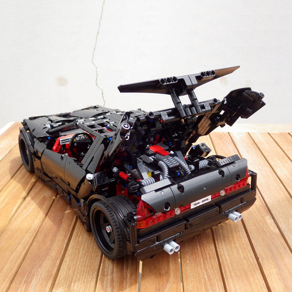 MOC 0112 Vampire GT Deluxe by Crowkillers