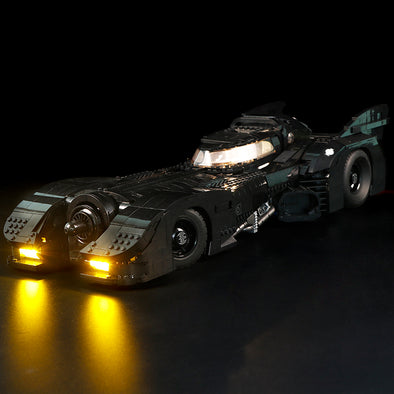 1989 UCS Batmobile #76139 lighting kit