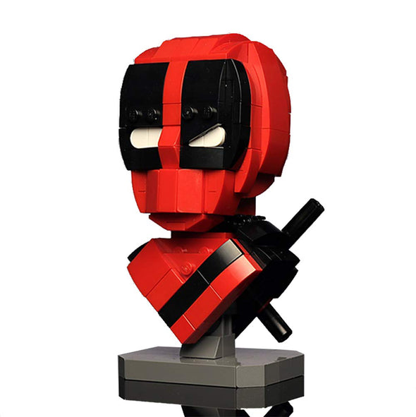 CUSTOM DEADPOOL BUST