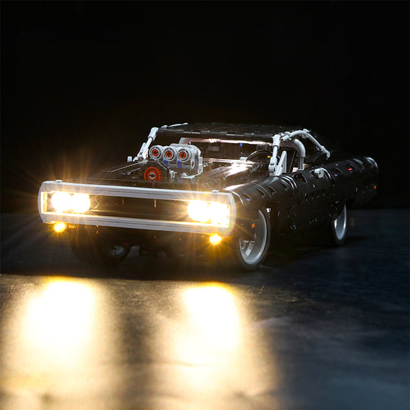 Dom's Dodge Charger #42111 lighting kit