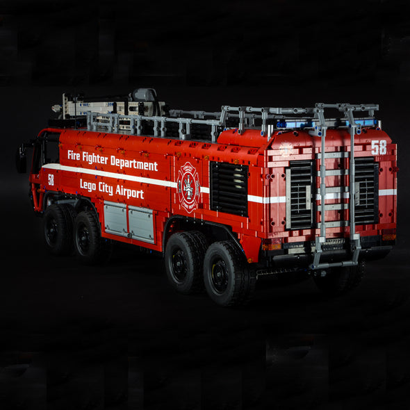 MOC 4446 Airport Crash Tender
