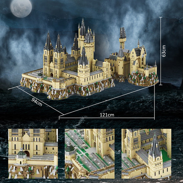 MOC-30884 Hogwart's Castle (71043) Epic Extension Limited Sale