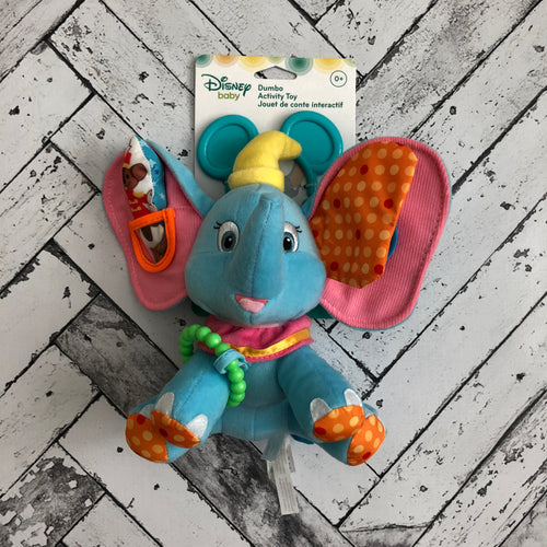 Disney Baby Dumbo Developmental Activity Toy - Kidz Klozet Across The Bay Spanish Fort, AL Mobile, AL