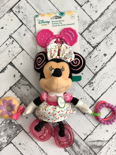 Disney Baby Minnie Mouse Developmental Activity Toy - Kidz Klozet Across The Bay Spanish Fort, AL Mobile, AL