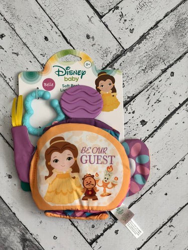 Disney Baby Belle Interactive Soft Book - Kidz Klozet Across The Bay Spanish Fort, AL Mobile, AL