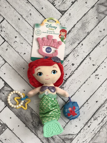 Disney Ariel Activity Toy (Pull & Chime) - Kidz Klozet Across The Bay Spanish Fort, AL Mobile, AL