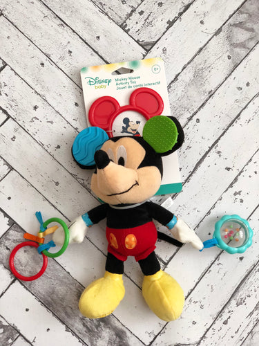 Disney Baby Mickey Mouse Developmental Activity Toy - Kidz Klozet Across The Bay Spanish Fort, AL Mobile, AL
