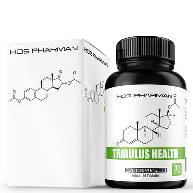 Tribulus Health, 30 Tabletten | 30 Tage | 1000mg