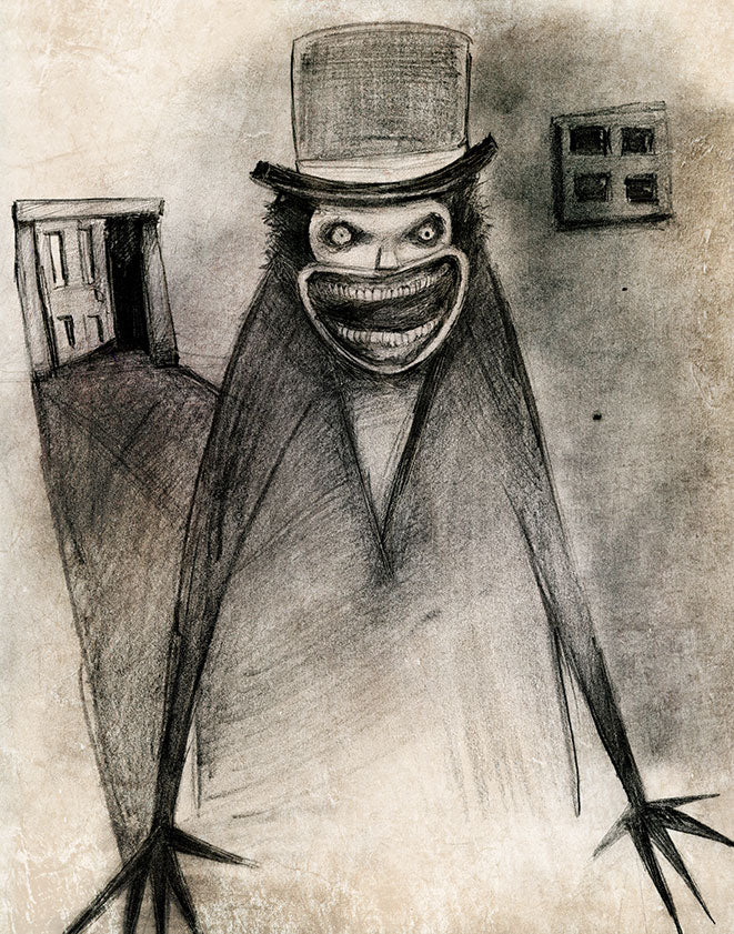 Babadook Giclee Print