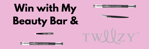 GIVEAWAY: My Beauty Bar x Tweezy