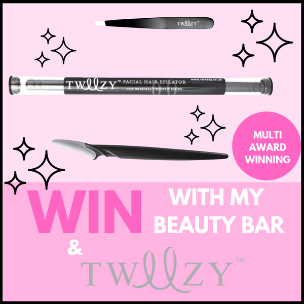 Win a Tweezy Ultimate Grooming Kit with My Beauty Bar