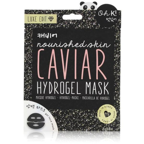 Oh K! Caviar Hydrogel Mask, £12 at My Beauty Bar
