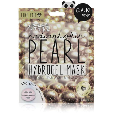 Oh K! Pearl Hydrogel Mask, £12 at My Beauty Bar
