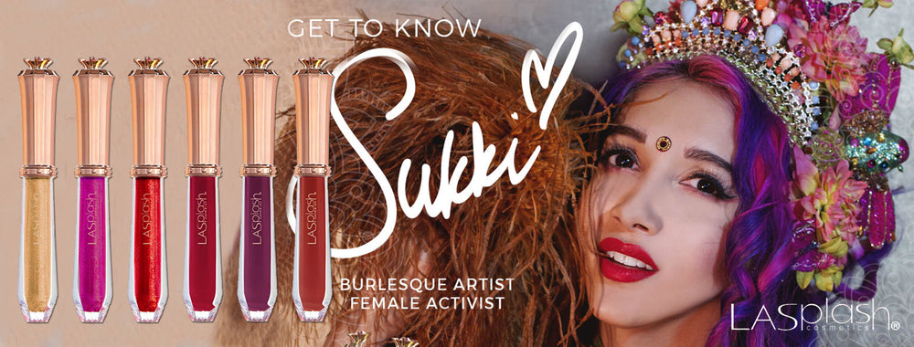 Sukki x LA Splash Liquid Lipstick, UK Stockist, Shop Now At My Beauty Bar.co.uk
