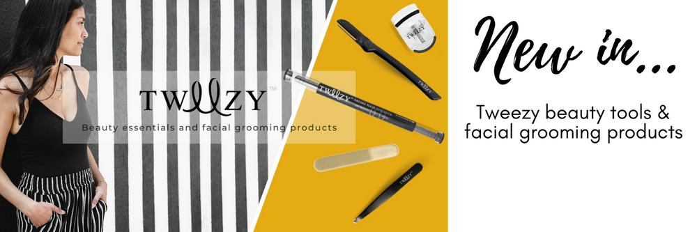 Tweezy beauty tools & facial grooming products My Beauty Bar UK