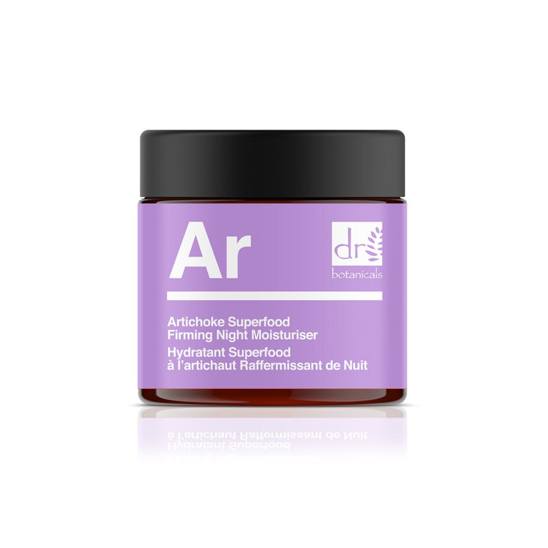 Dr Botanicals Artichoke Superfood Firming Night Moisturiser, 50ml - MyBeautyBar.co.uk