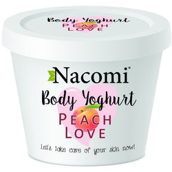 Nacomi Peach Love Body Yoghurt - MyBeautyBar.co.uk