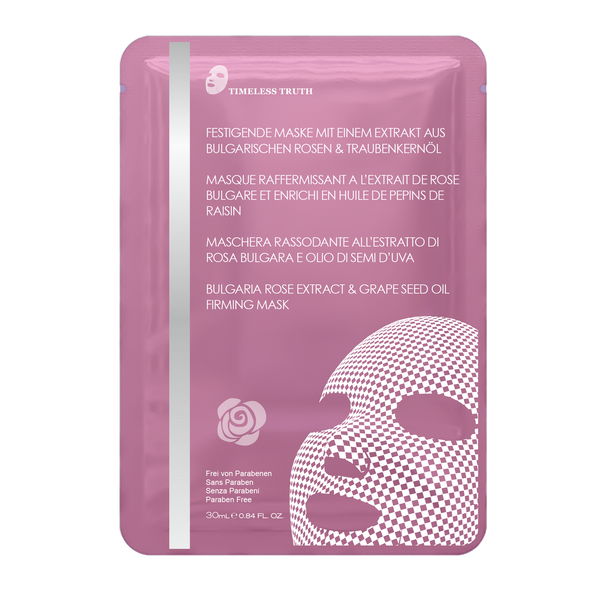 Timeless Truth Bulgaria Rose Extract & Grapeseed Oil Firming Mask - MyBeautyBar.co.uk