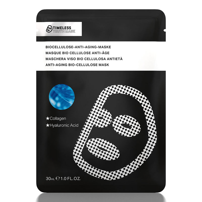 Timeless Truth Anti-Ageing Collagen Bio-Cellulose Mask - MyBeautyBar.co.uk