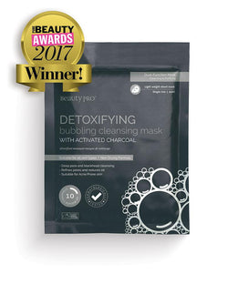 BeautyPro Detoxifying Cleansing & Foaming Mask, 18g - MyBeautyBar.co.uk