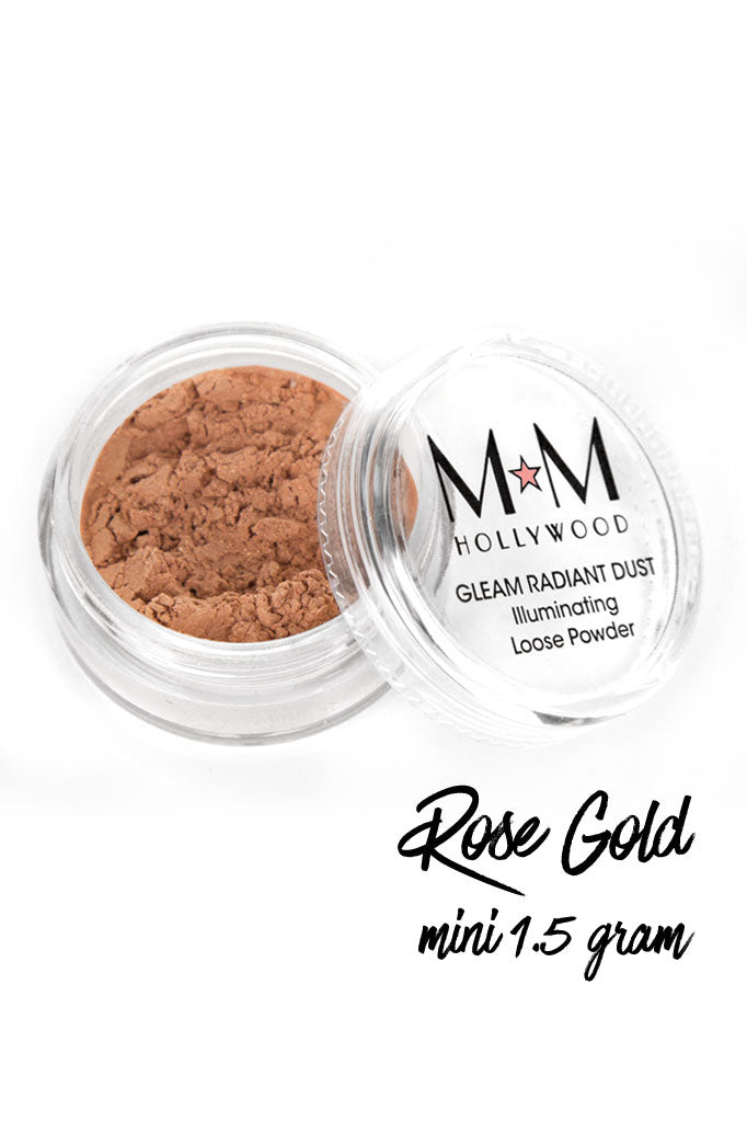 Melanie Mills Film Festival GLOW Collection, Gleam Radiant Dust - MyBeautyBar.co.uk