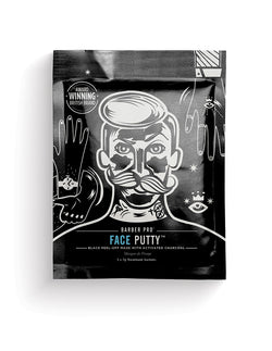 Barber Pro Face Putty, 3 x 7g - MyBeautyBar.co.uk
