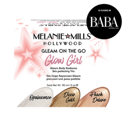 Melanie Mills Gleam on the Go 'Glow Girl' Radiance Kit