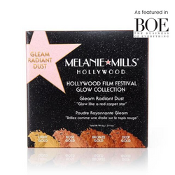Melanie Mills Film Festival GLOW Collection, Gleam Radiant Dust