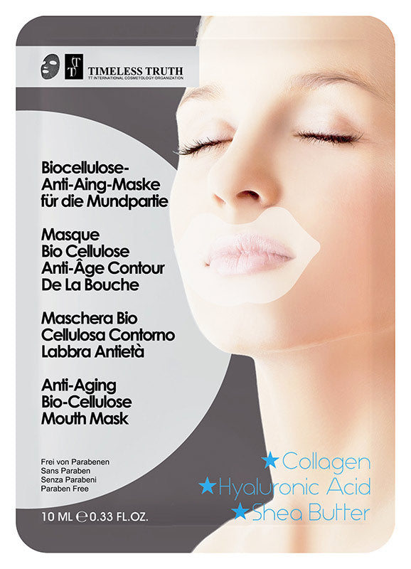 Timeless Truth Moisturising Bio-Cellulose Mouth Mask - MyBeautyBar.co.uk