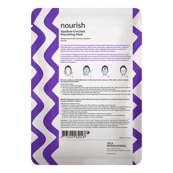 Timeless Truth Nourish – Squaline Enriched Nourishing Superfine Mask - MyBeautyBar.co.uk