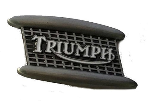 Triumph Motorcycle Biker Metal belt buckle
