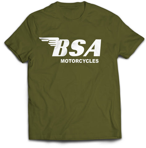 BSA Motorcycle T-Shirt