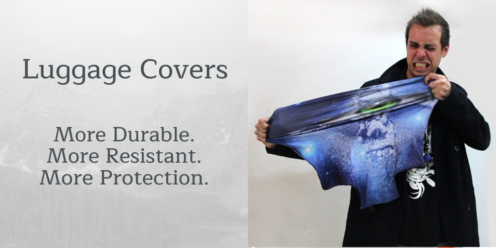 Waterproof Luggage Suitcase Protective Covers