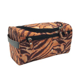 Hanging Toiletry Organizer - Tiger - Travel Bags Encompass RL