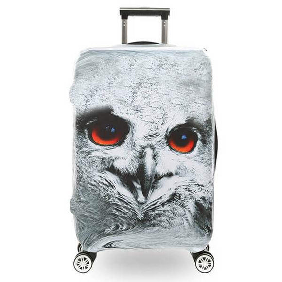 3D Eagle | Premium Design | Luggage Suitcase Protective Cover - Small - Luggage Cover Encompass RL