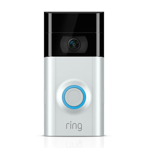 Ring Video Doorbell 2 with HD Video, Motion Activated Alerts, Easy Installation