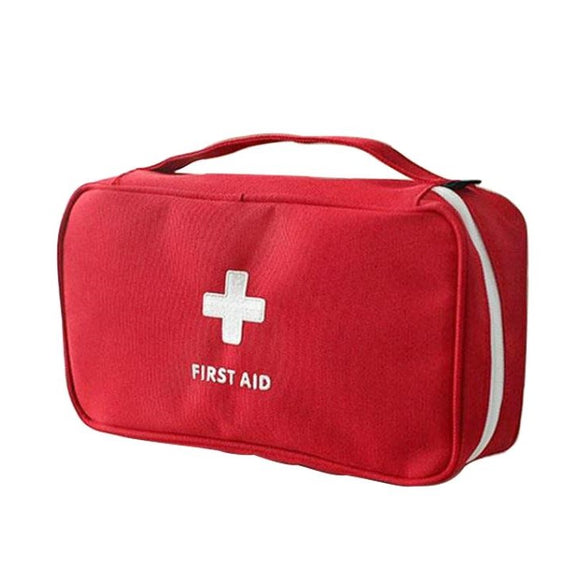 Portable First Aid Bag | Medicine Storage Travel Case - - Travel Bags Encompass RL