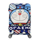 Doraemon | Standard Design | Luggage Suitcase Protective Cover - Small - Luggage Cover Encompass RL