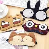 Animal Sleeping Eye Mask - - Sleeping Mask Encompass RL