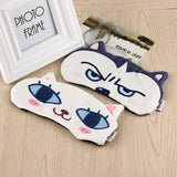 3D Cartoon Sleeping Masks - - Sleeping Mask Encompass RL