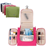 Hanging Toiletry Bag | Makeup Cosmetic Organizer Kit | Multifunctional Travel Dopp Case - - Travel Bags Encompass RL
