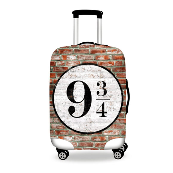 Platform 9 3/4 | Premium Design | Luggage Suitcase Protective Cover