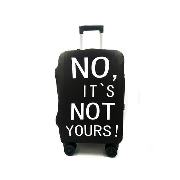 NO, IT'S NOT YOURS! Cover - Small - Luggage Cover Encompass RL