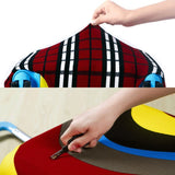 Colorful Swirls | Basic Design | Luggage Suitcase Protective Cover - - Luggage Cover Encompass RL