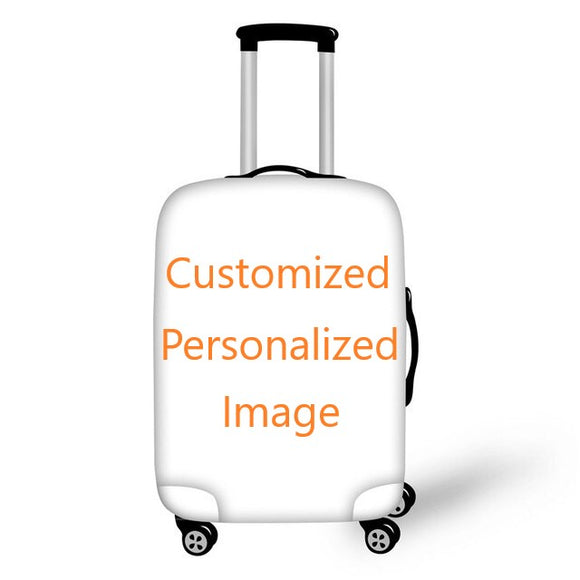Customized Personalized | Premium Design | Luggage Suitcase Protective Cover